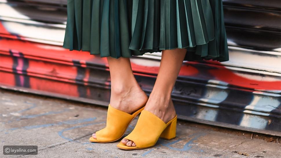 أحذية Mules
