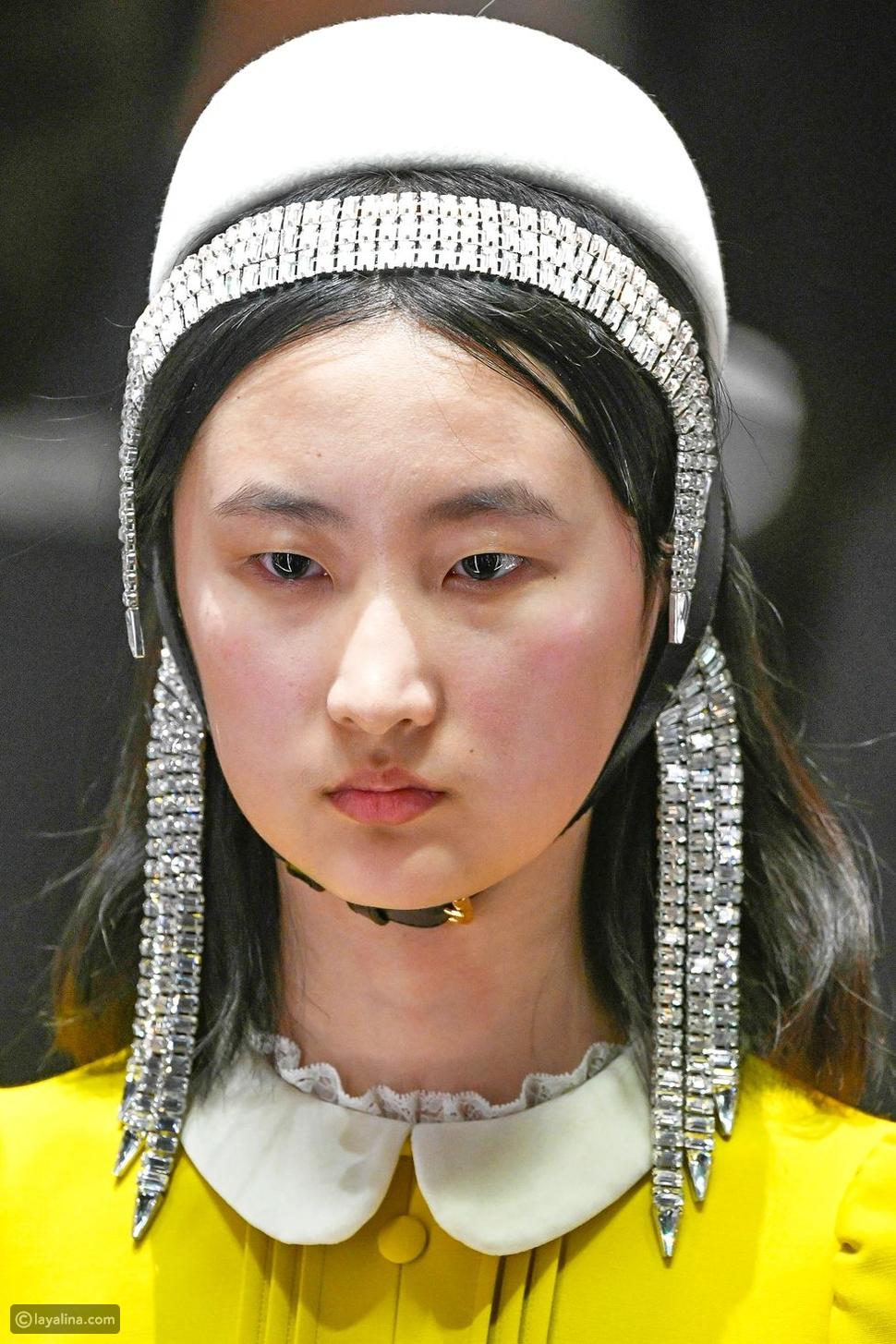 مجوهرات حجر الراين