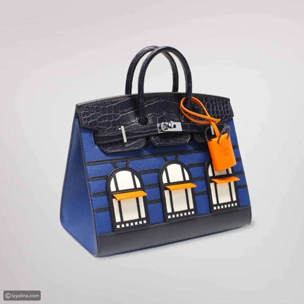كل ما تريدين معرفته عن حقيبة Hermès Birkin المال وحده لا يشتريها!