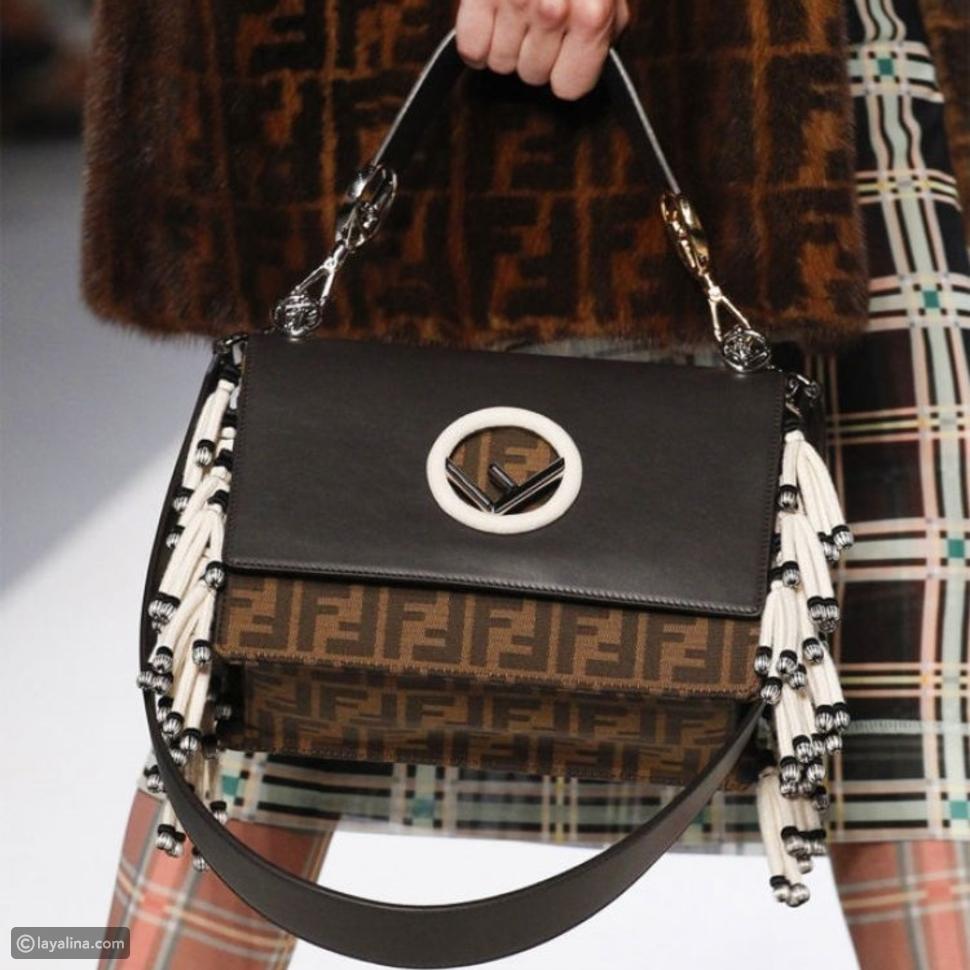 حقيبة فيندي لربيع 2018