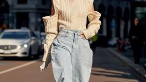 تعرفي على بناطيل الـBalloon Jeans  وكيف تنسيقها مع ملابسك