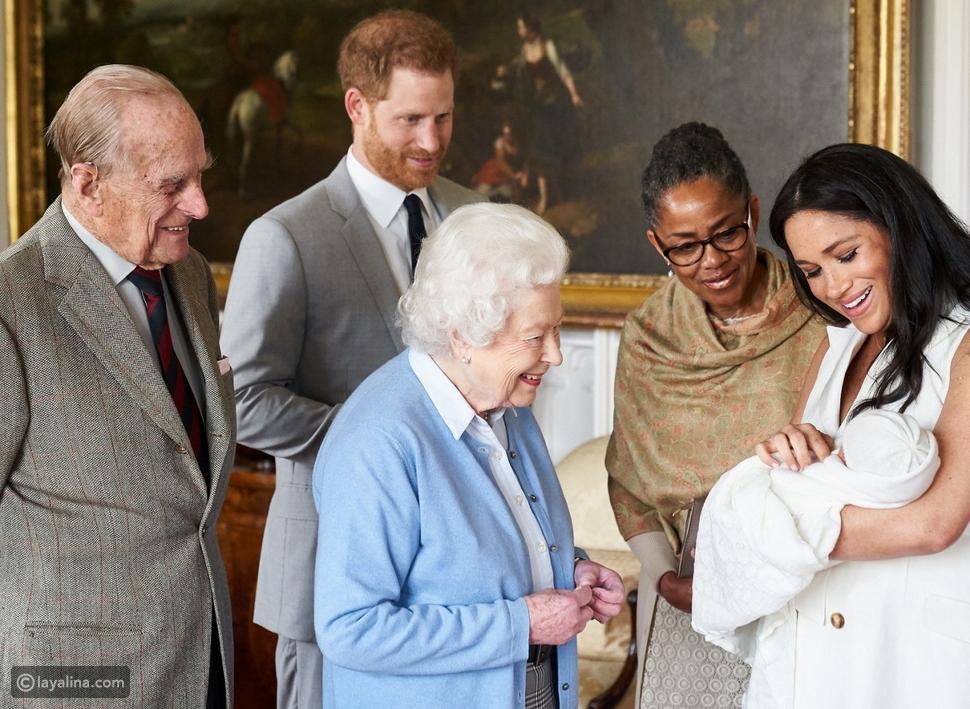 تسريب شهادة ميلادة ابنة الأمير هاري وميغان ماركل: هناك مفاجأة!