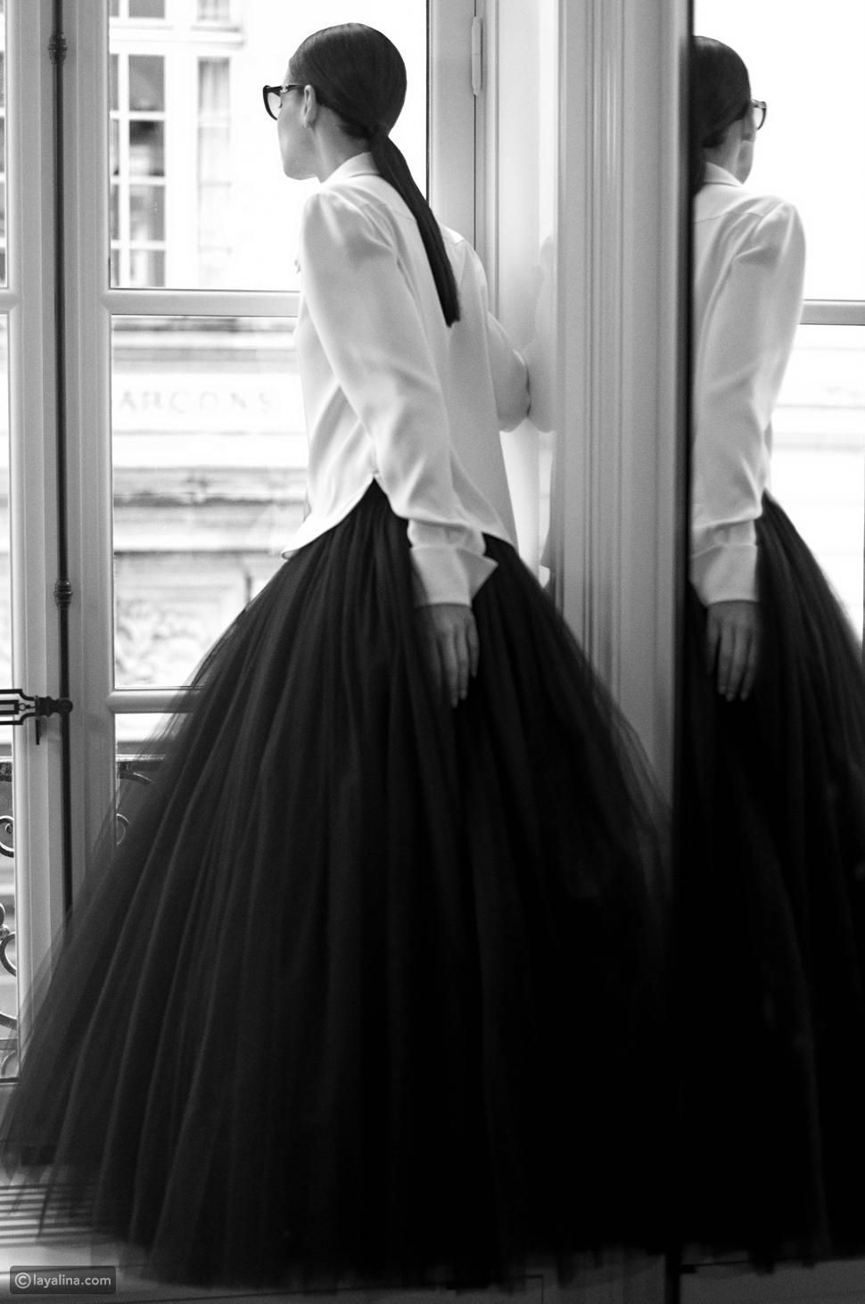 من عرض Chanel Haute Couture