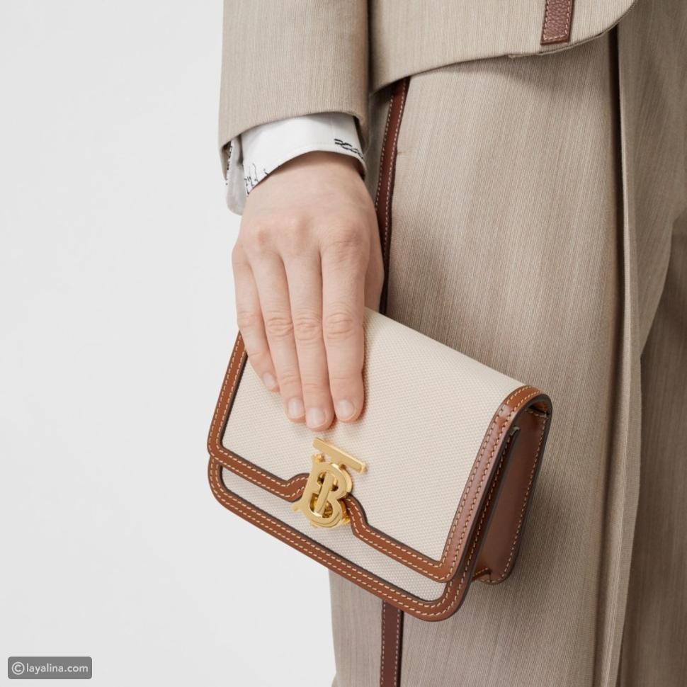 حقيبة بربري تي بيBurberry TB Bag