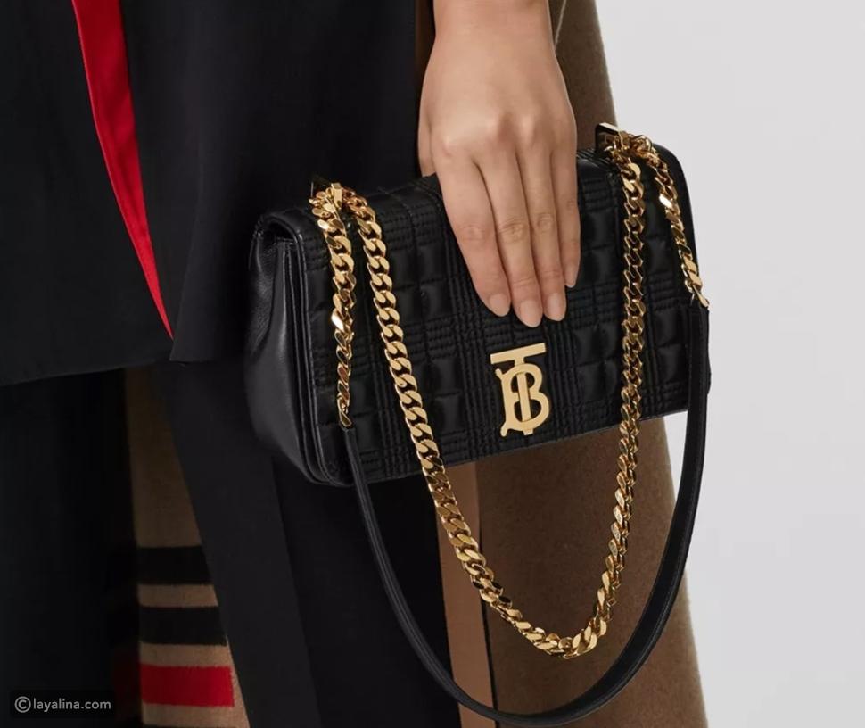 حقيبة بربري لولاBurberry Lola Bag