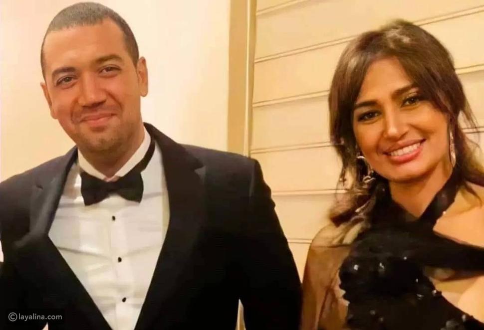 حلا شيحة تتخلى عن تامر حسني وتصرفاتها تشير للاعتزال
