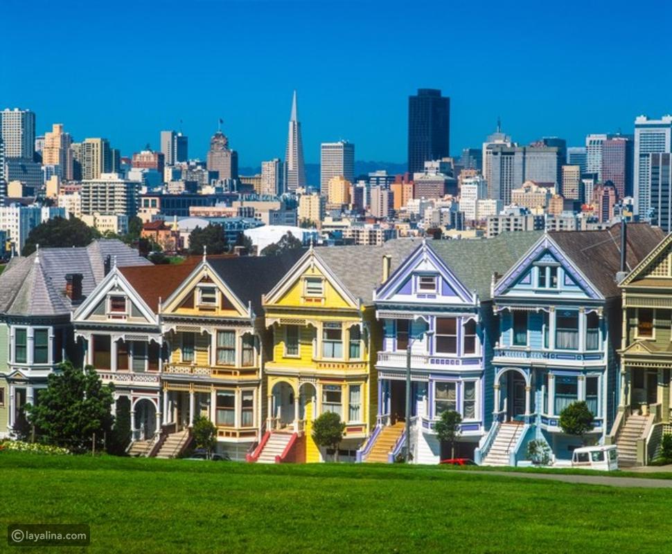 شارع ستينر في سان فرانسيسكو