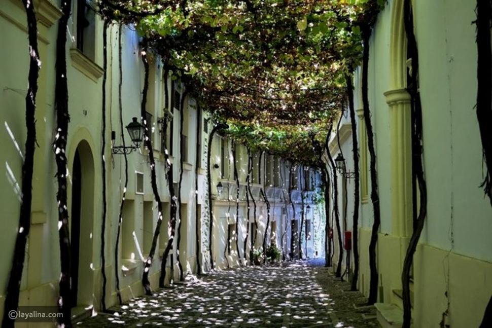 شارع جيريز دي لافرونتيرا في الأندلس