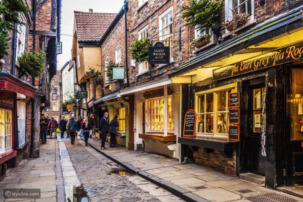 شارع شامبيلز في إنجلترا