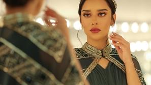 بلقيس فتحي تتألق بإطلالة فخمة في حفلها في الرياض: هذه تفاصيلها