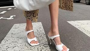 تصميمات الـSquare-Toe تعتبر آخر صيحات للأحذية هذا العام