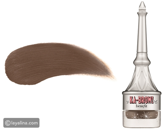 Ka-Brow! Eyebrow Gel Color من بنفت كوزمتكس Benefit Cosmetics