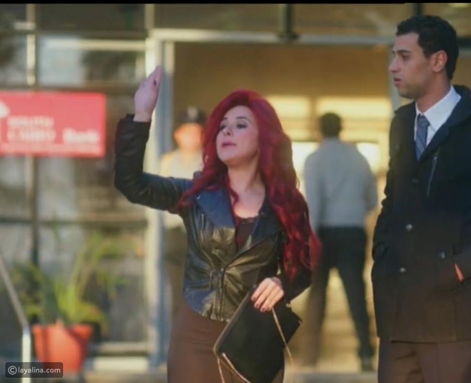 صور شيري عادل بشعر أحمر ناري والجمهور: أجمل إطلالة على الإطلاق!