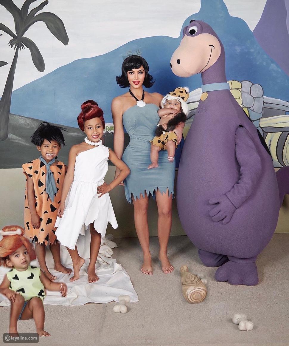 كيم كارداشيان وعائلتها