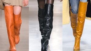 دليلك لأحدث تصميمات أحذية البوت عالية الركبة لهذا العام
