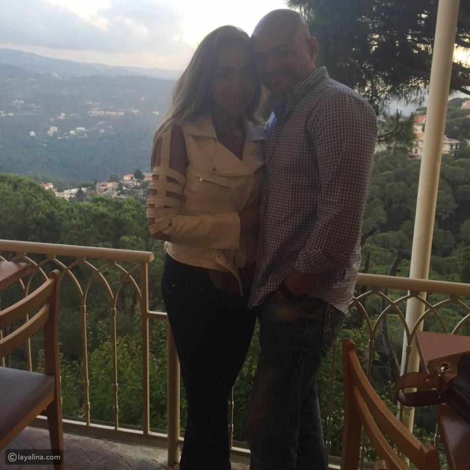 صور الظهور الأول لزوج ريهام سعيد