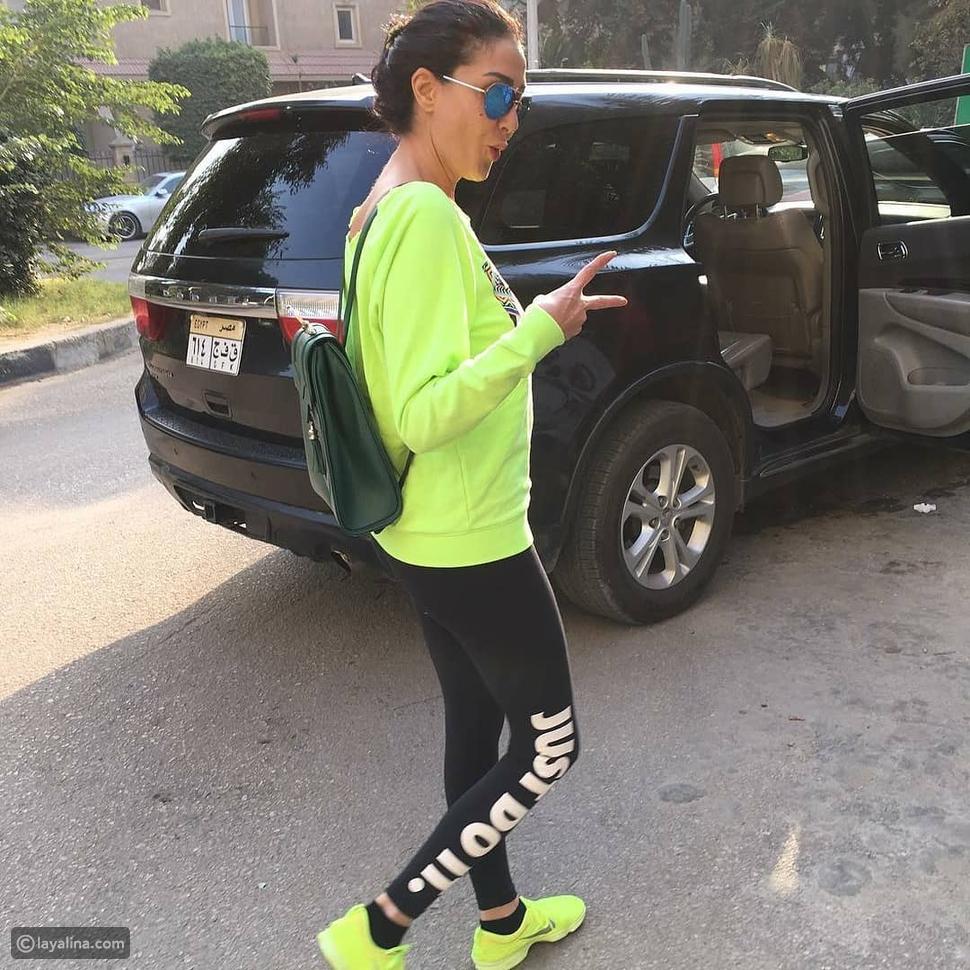 صور تكشف كيف خسرت غادة عبد الرازق الكثير من وزنها: لن تصدقوا!