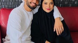مشاعل الشحي وأحمد خميس يقرران عدم نشر صورهما: والسبب!