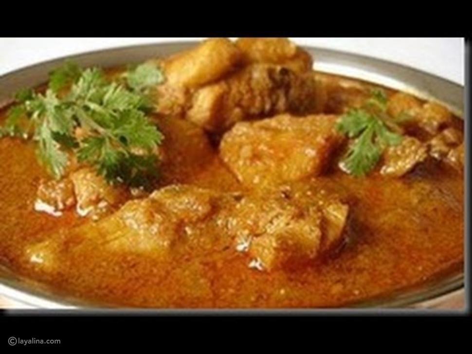 طريقة تحضير ايدام هندي بالبطاطس