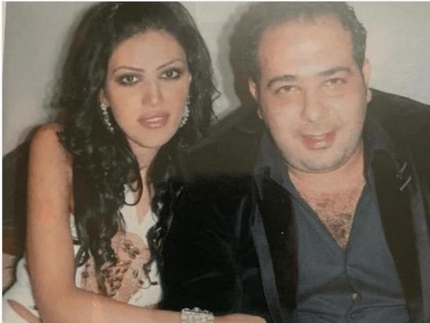 حذفت ريهام حجاج صورتها مع زوجها الأول المصور ميكي
