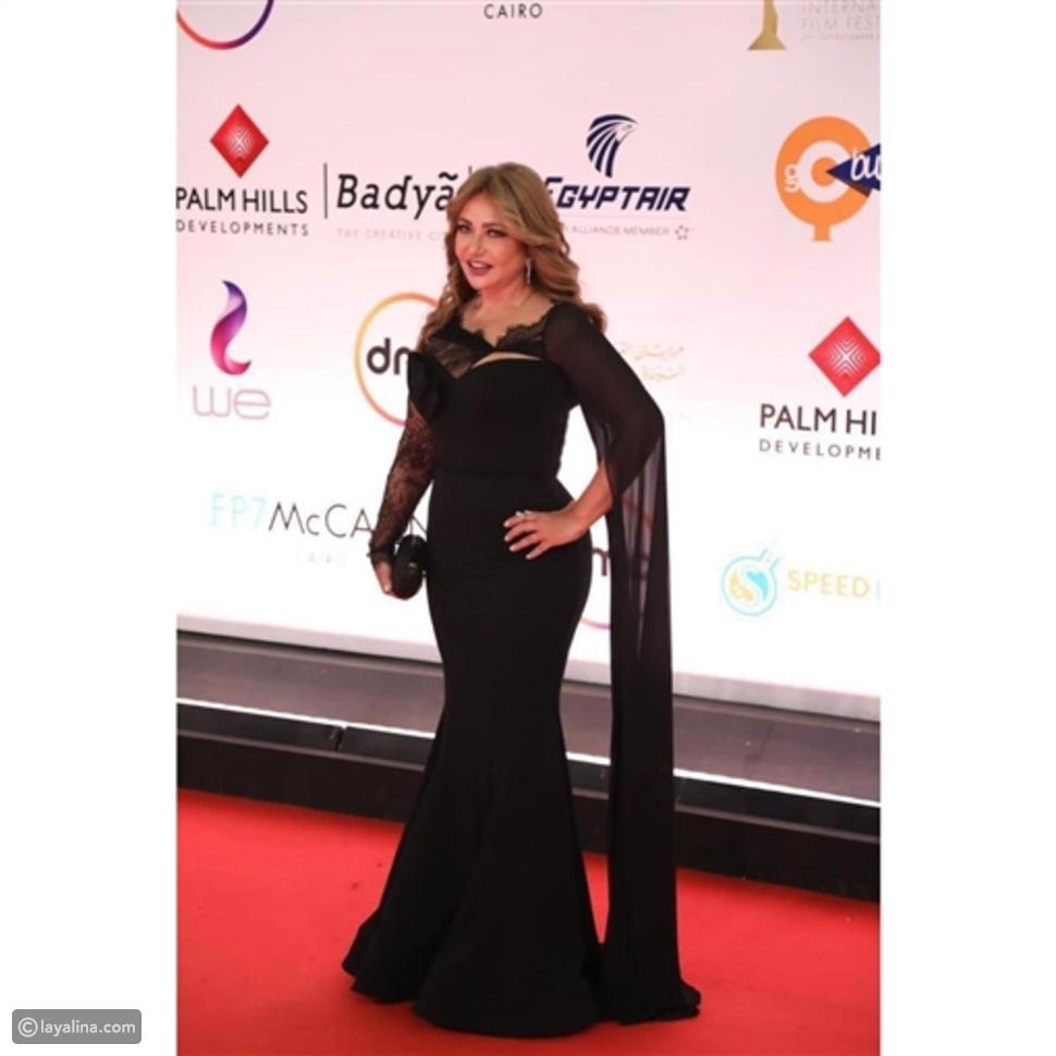 15 ألف جنية سعر إطلالة ليلى علوي في حفل ختام مهرجان القاهرة