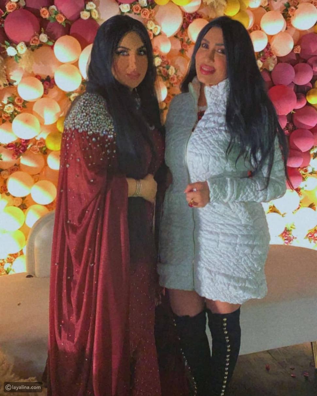 زينب العسكري تحتفل بعيد ميلادها وسط غياب ملحوظ للمشاهير والفنانات