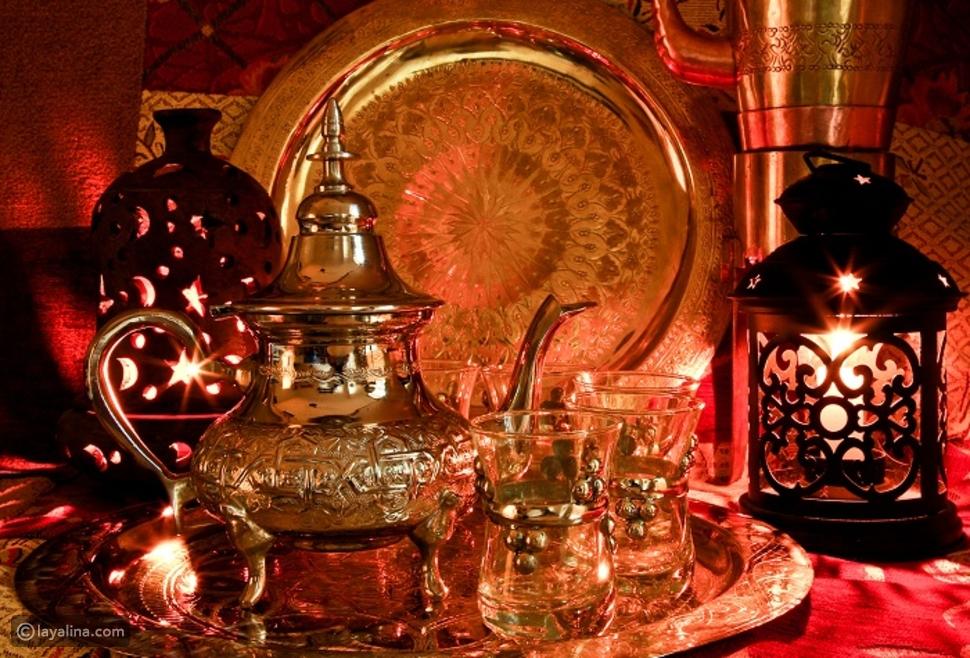 زيني منزلك في شهر رمضان