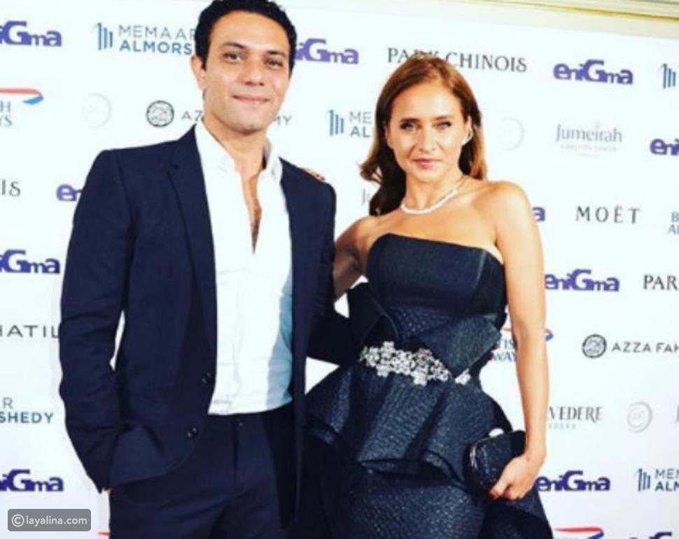 نيللي كريم وآسر ياسين في رمضان 2020