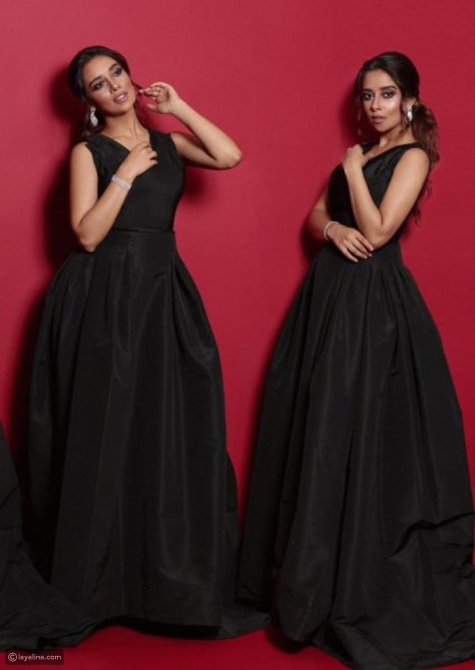 الفستان تصميم كارولينا هيريرا