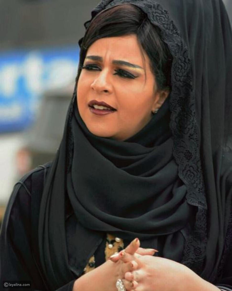 بالفيديو ظهور إيمي سمير غانم بحجاب أسود ومكياج قوي يثير ضجة