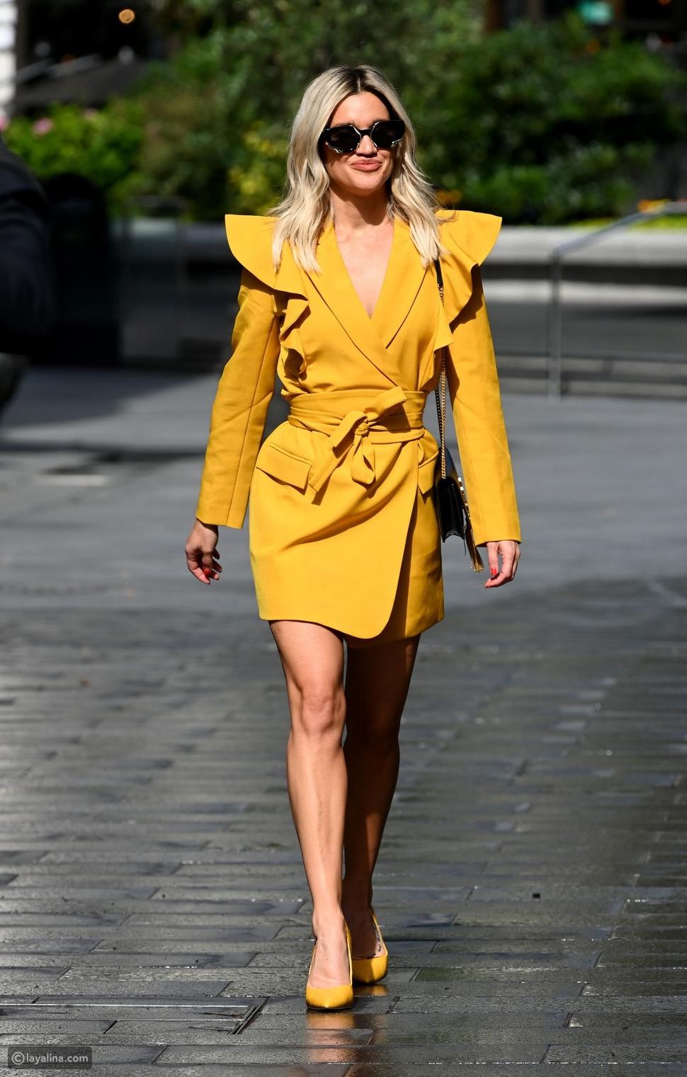 أصفر كناريCanary Yellow
