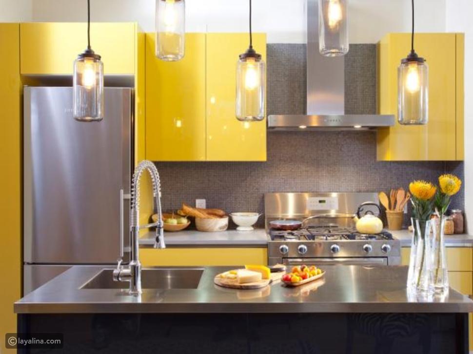 طرق التخلص من رائحة المطبخ الكريهة