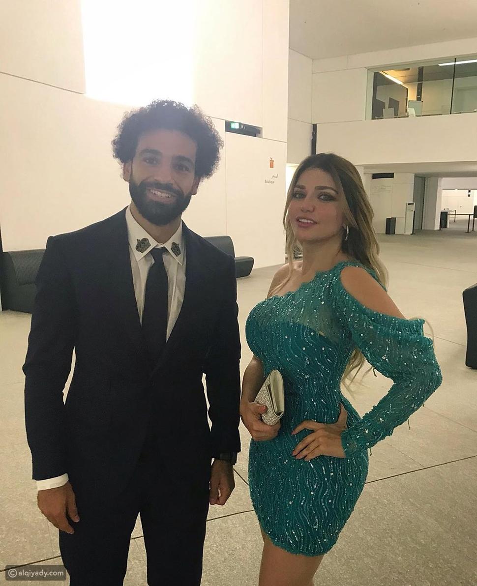ياسمين الخطيب تتصدر التريند بسبب تعليقها على محمد صلاح
