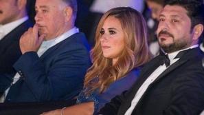 فيديو شيري عادل ترتبك بعد سؤال مفاجئ عن عودتها لطليقها معز مسعود