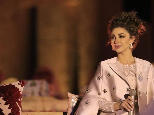 فيديو- ميريام فارس تتألق في أغنية حبيبي سعودي في سمرات شتاء الرياض