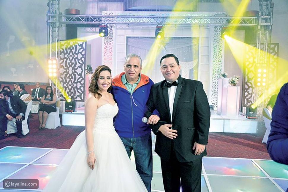 بوسي مع أحمد السبكي وأحمد رزق