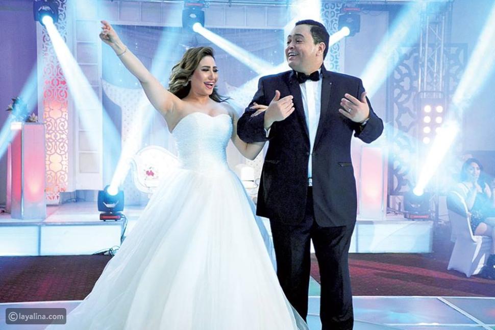 بوسي مع أحمد رزق