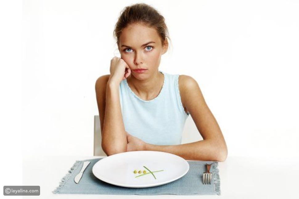 أسوأ الحميات الغذائية التي تتبعها النساء