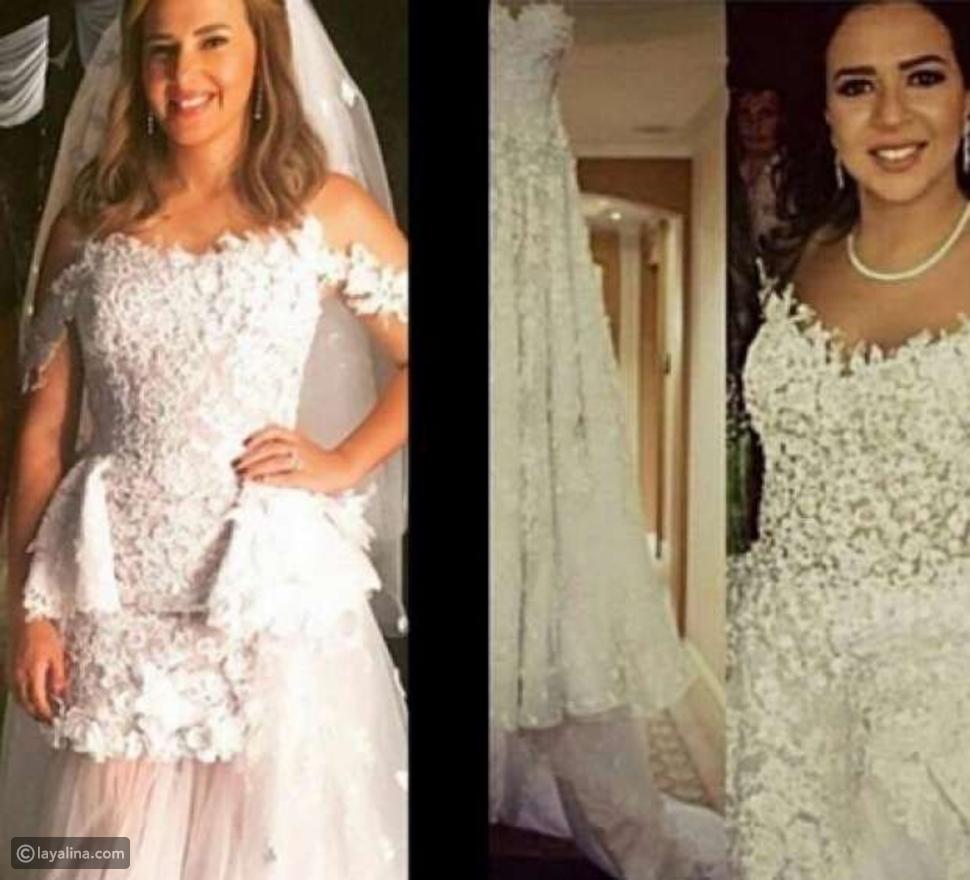 فستان إيمي ودنيا