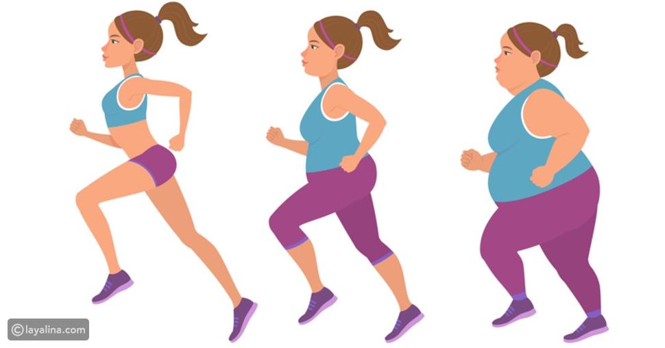 تمارين لإنقاص الوزن