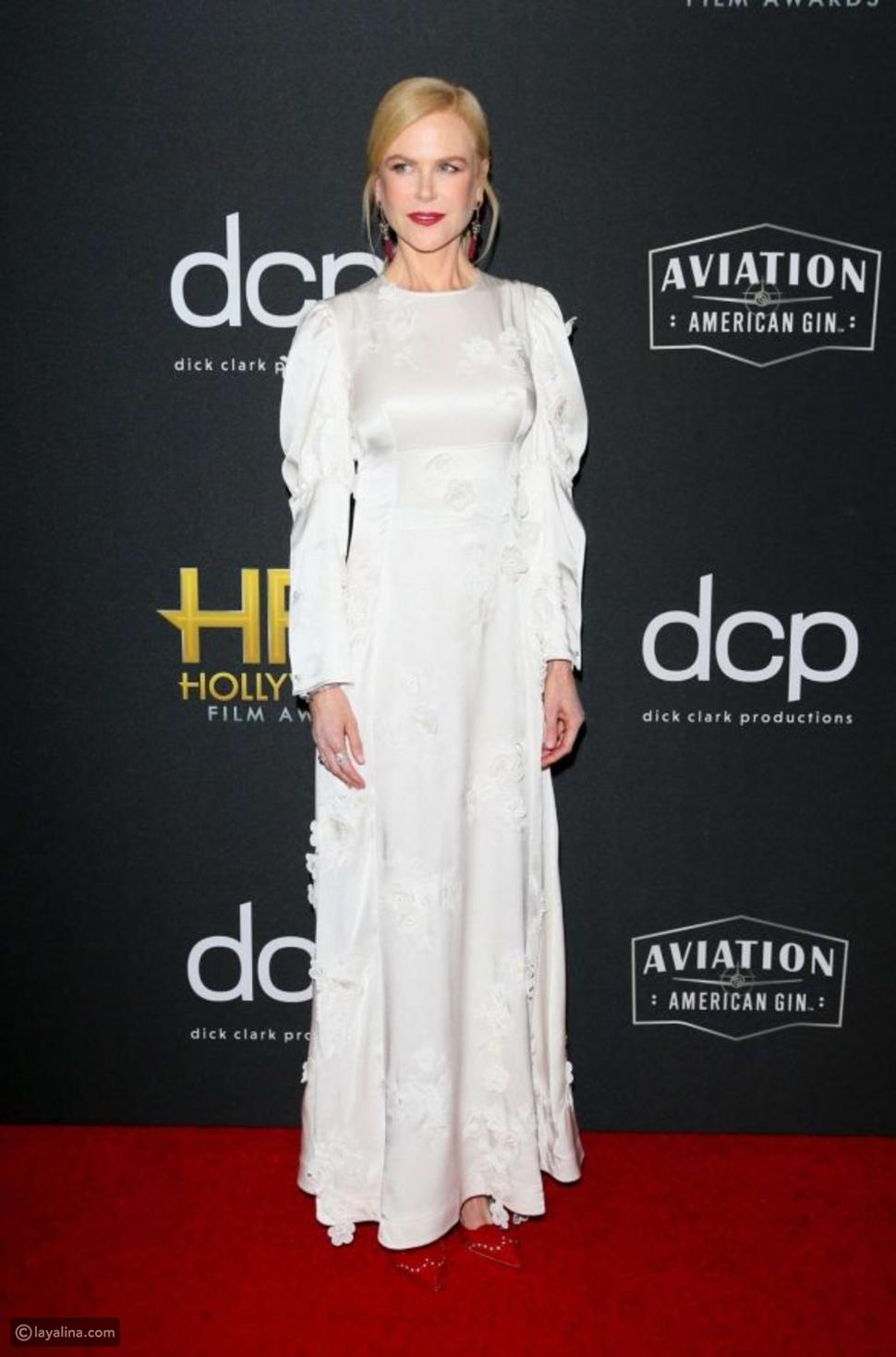 الممثلة نيكول كيدمانNicole Kidman