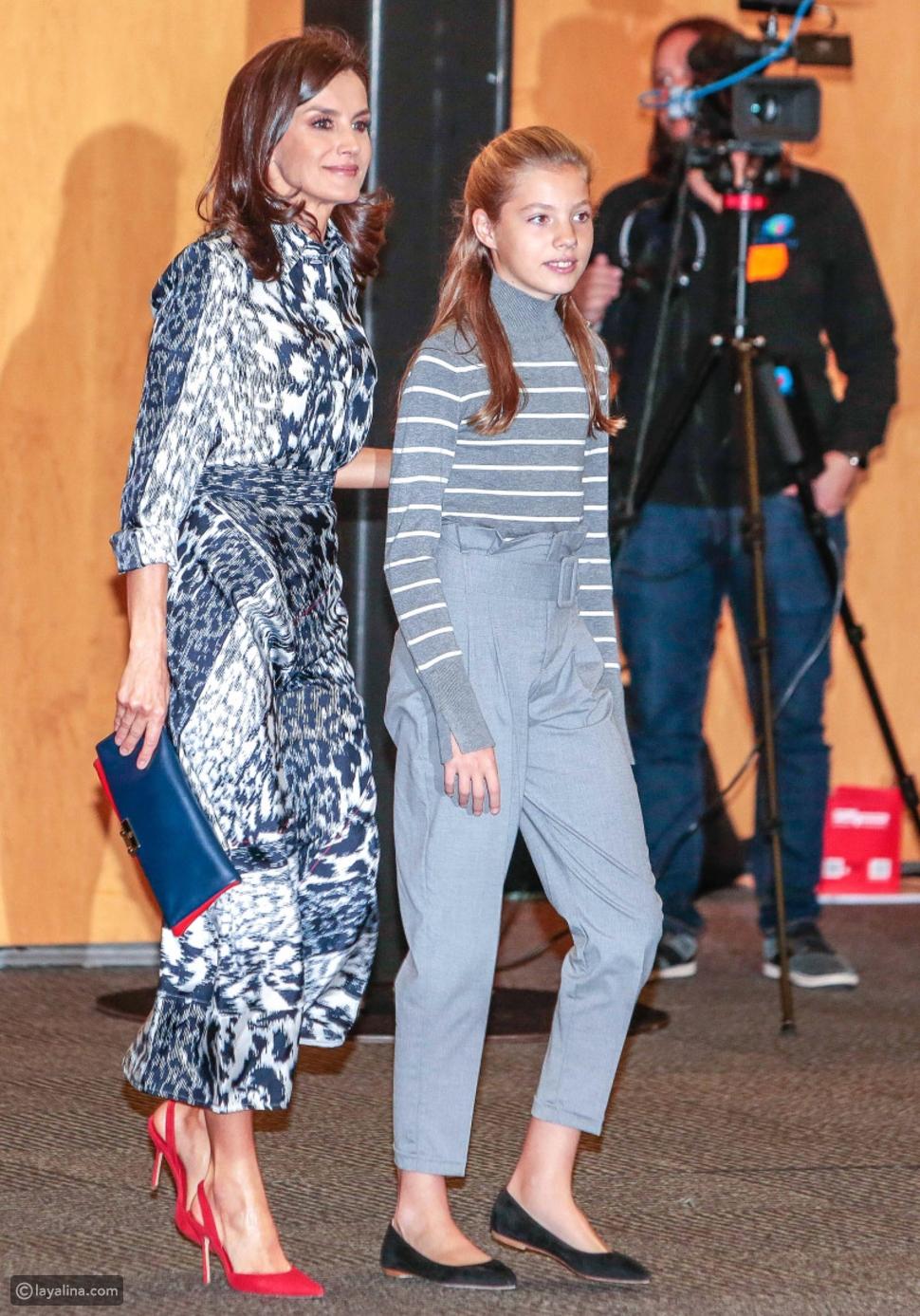 ملكة أسبانيا الملكة ليتيزياQueen Letizia