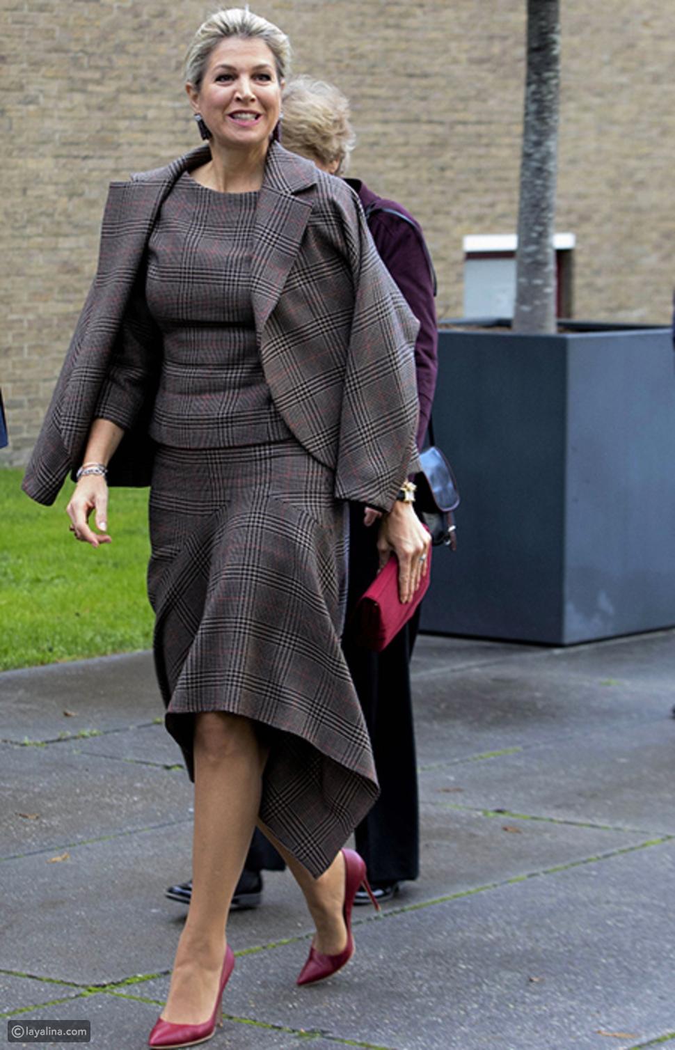 ملكة هولندا الملكة ماكسيماQueen Maxima
