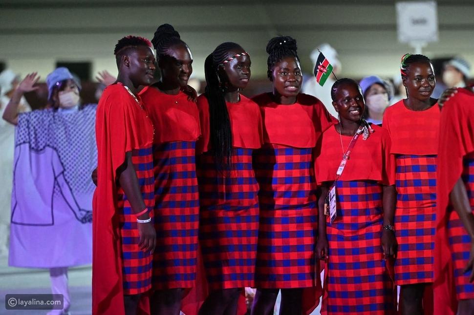 Wanja Ngareيصمم ملابس منتخبكينيا في أولمبياد طوكيو 2020