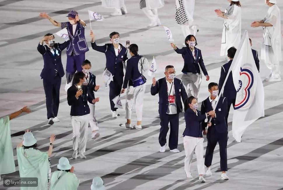 Zhou Yuyingتصمم أزياء منتخبتايوان فيأولمبياد طوكيو 2020