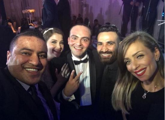 رغم عدم اعترافهما رسمياً...صور تؤكد عودة ريم البارودي وأحمد سعد!