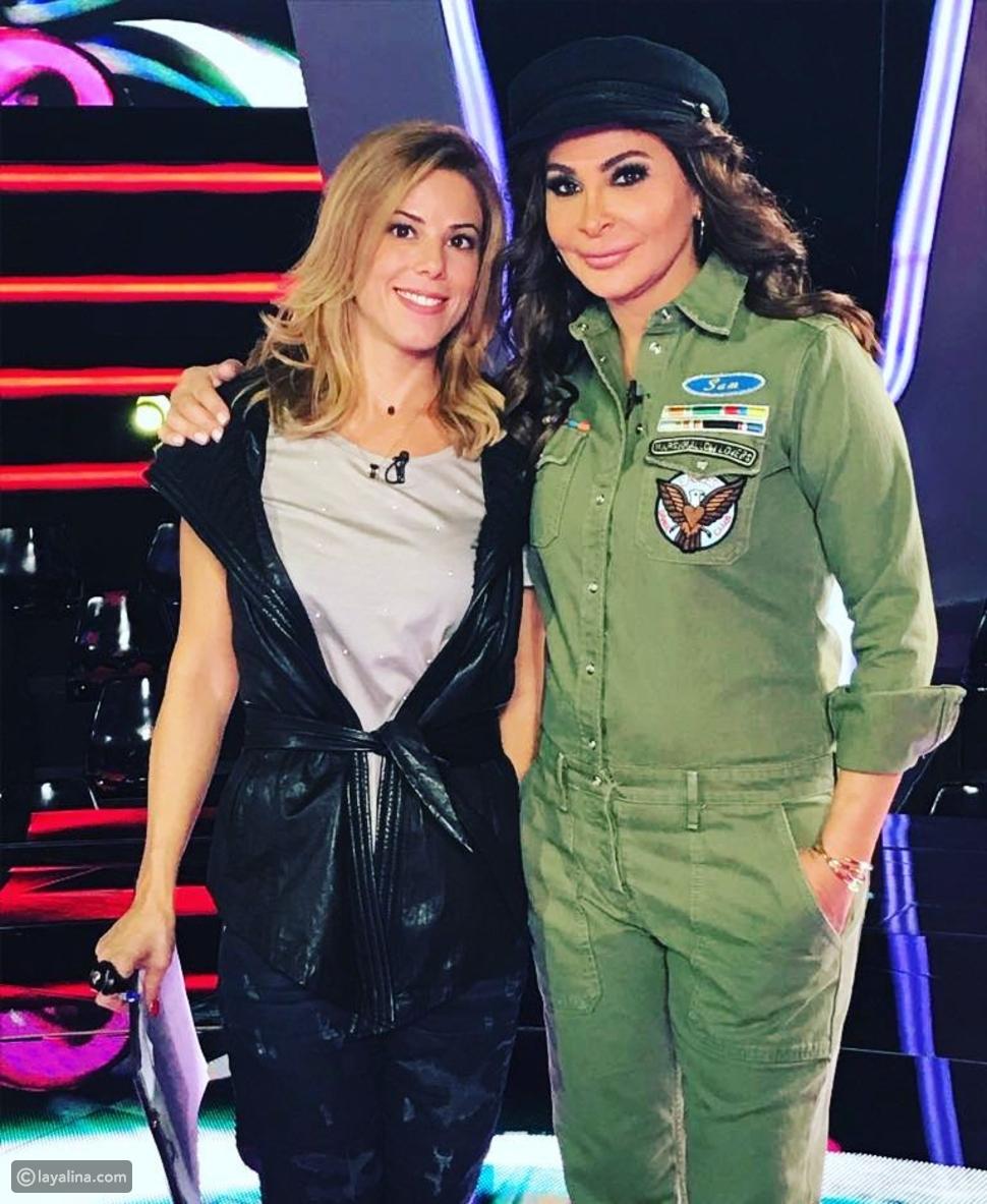 صور إطلالة إليسا بالجمبسوت العسكرية تعرضها لانتقادات: وهذه هي الأسباب!