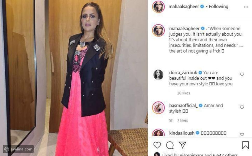 هكذا علق أحمد السقا على إطلالة زوجته المثيرة للجدل بمهرجان الجونة