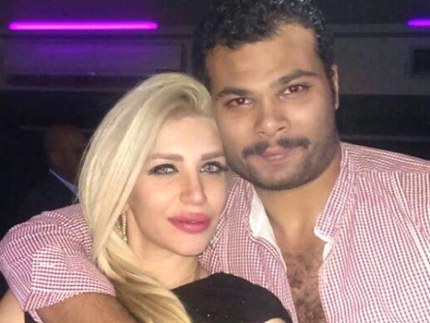 سارة نخلة رفعت دعوى طلاق من زوجها أحمد عبدالله
