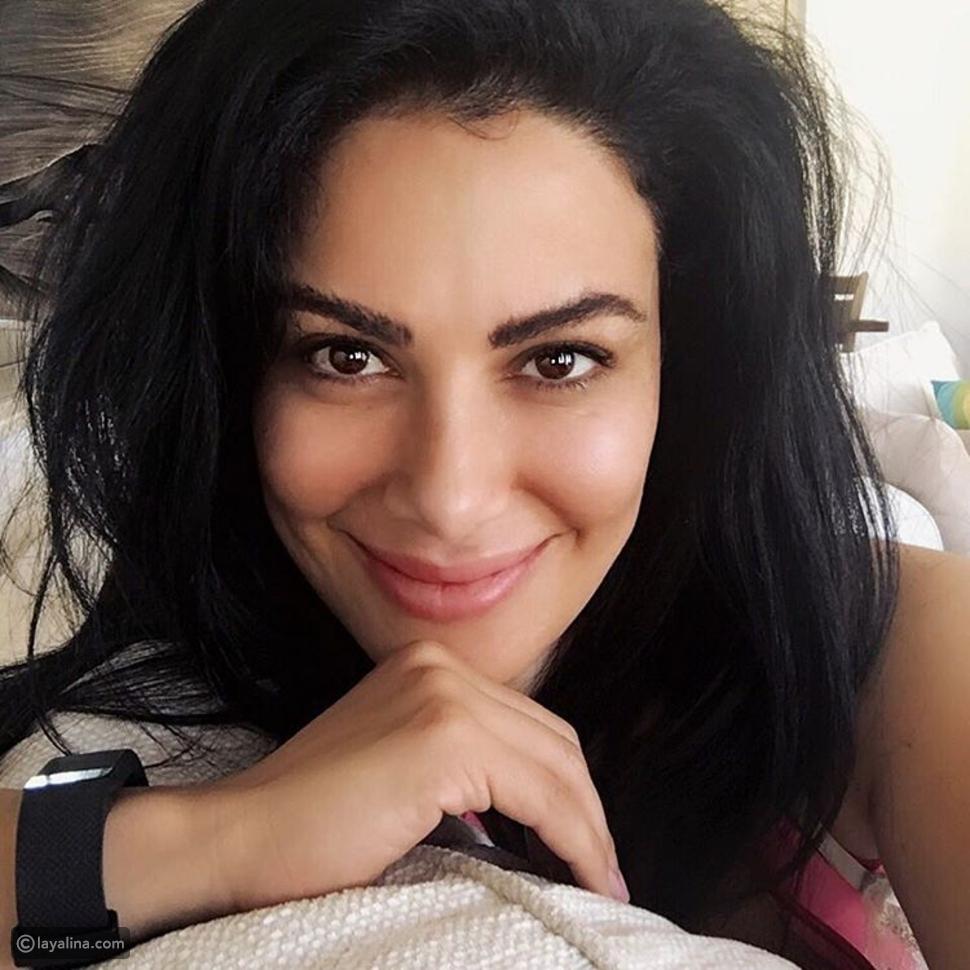 صورة صبا مبارك بدون مكياج نهائياً شاهدوا جمالها